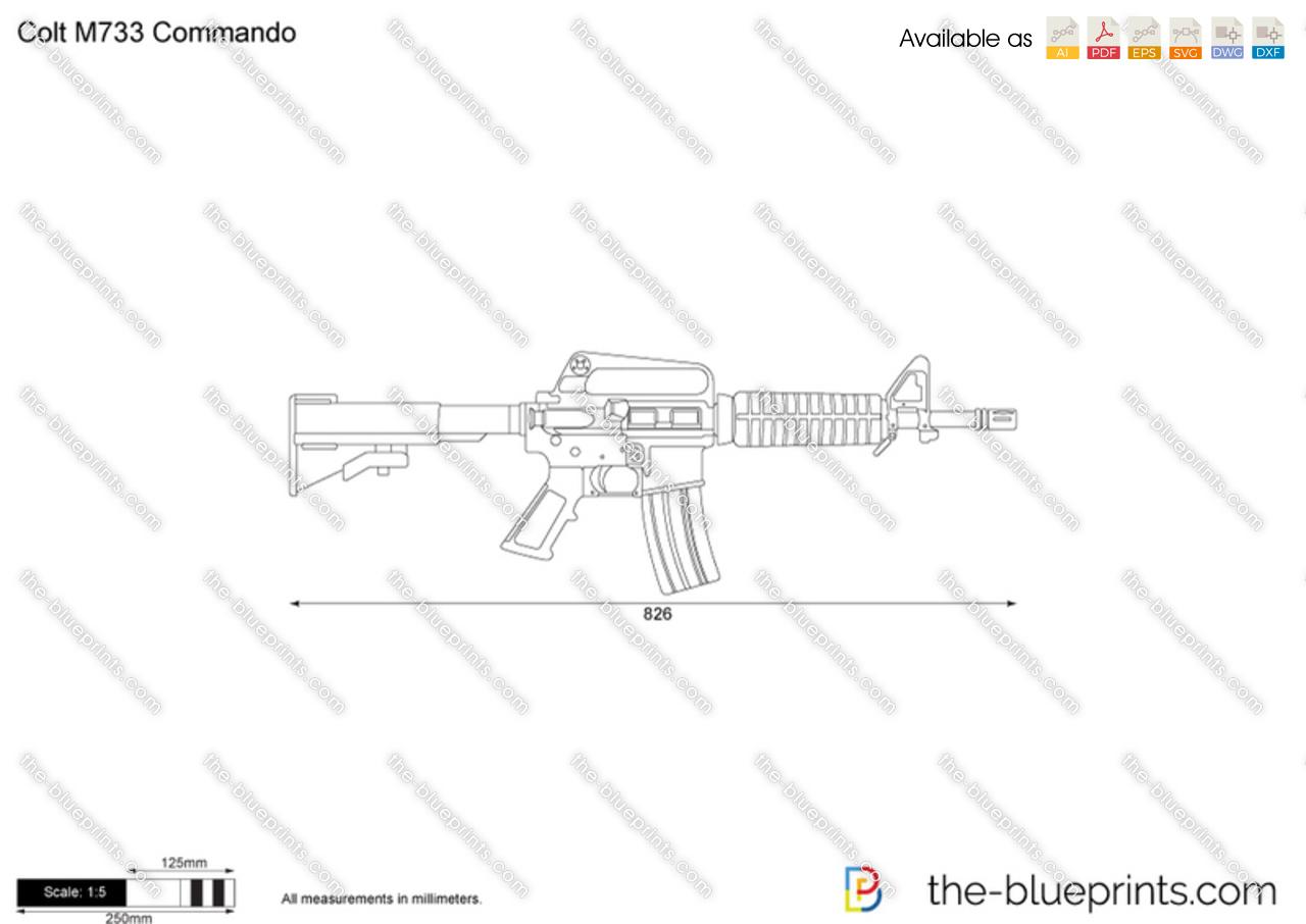 Colt M733 Command