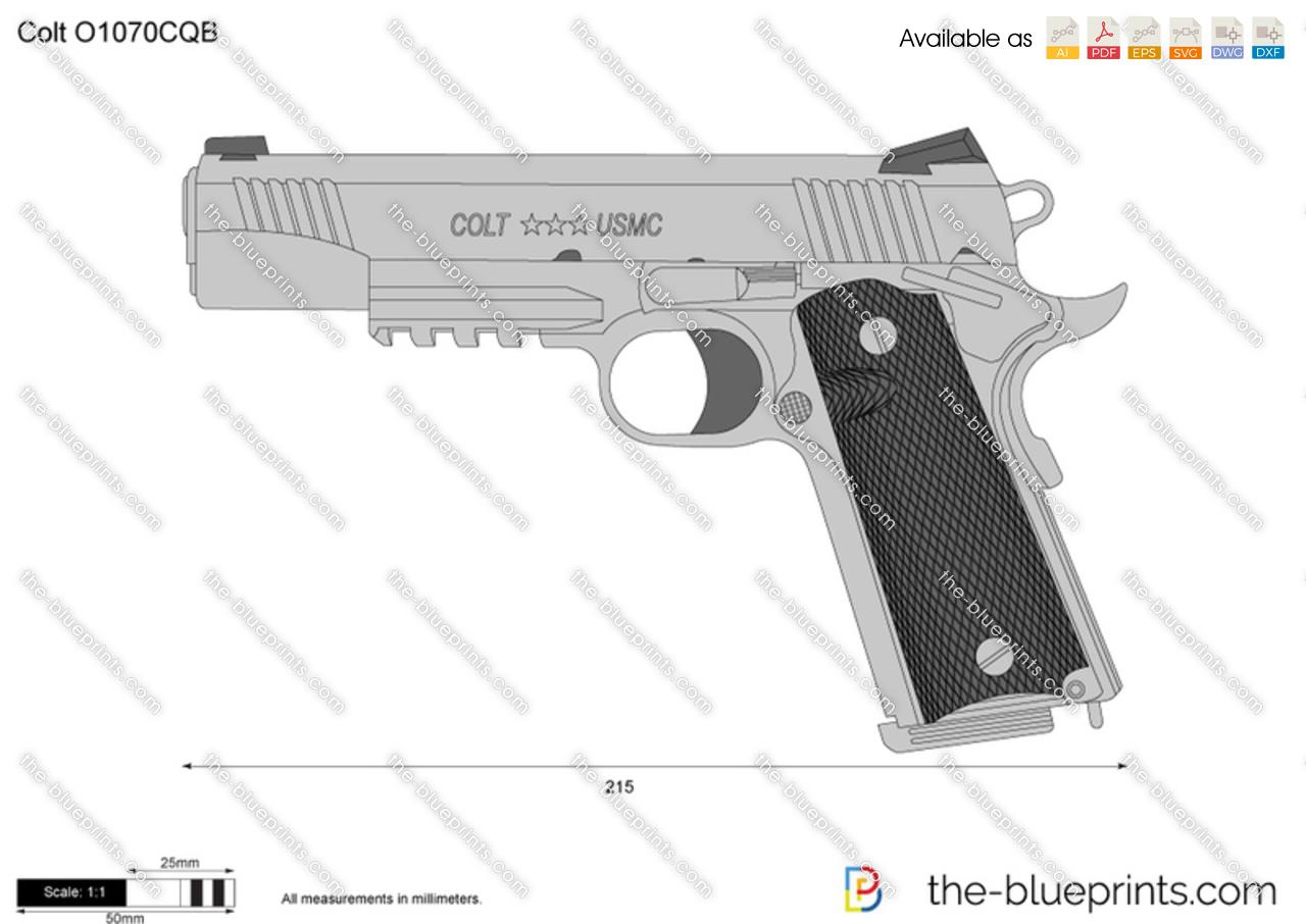 Colt O1070CQB