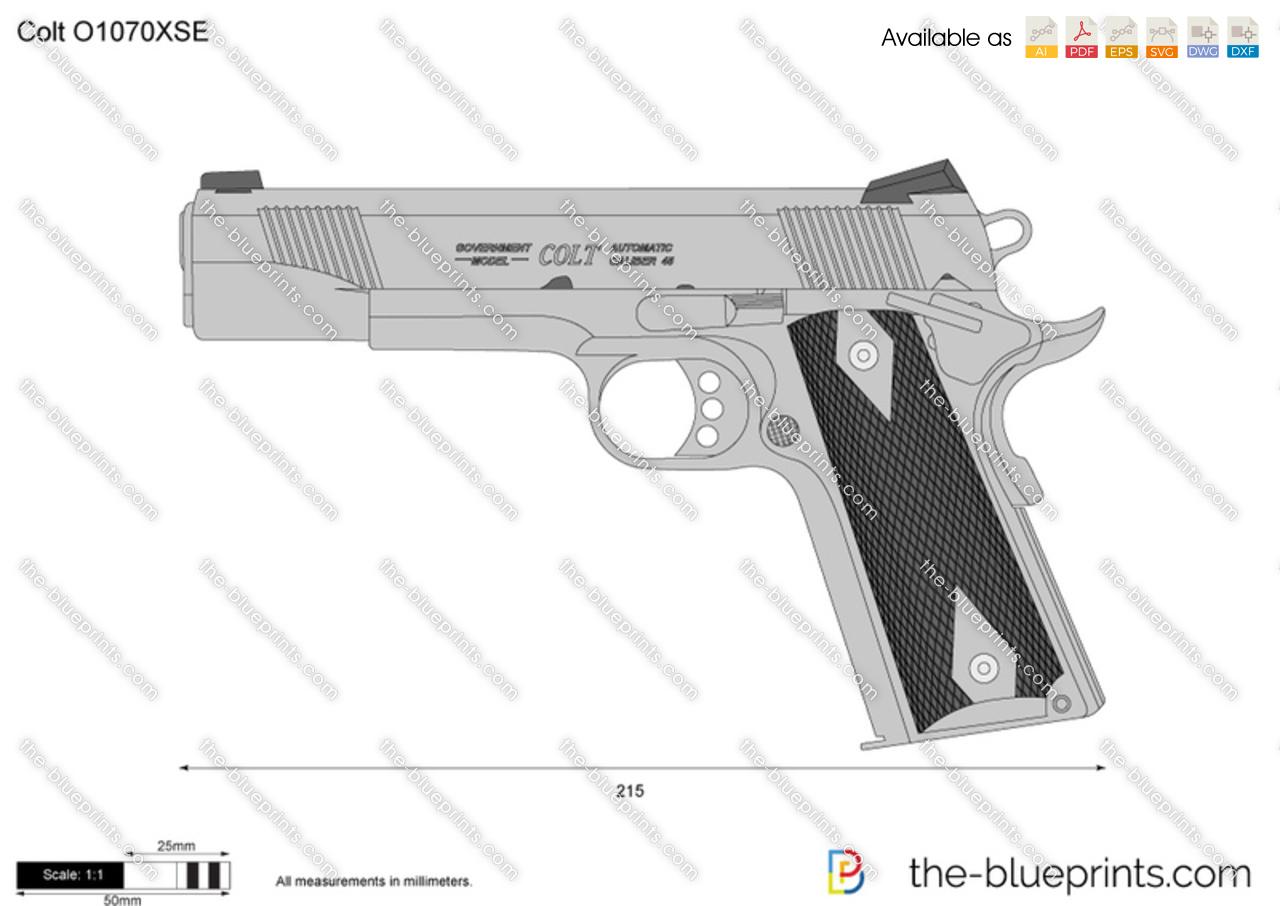 Colt O1070XSE