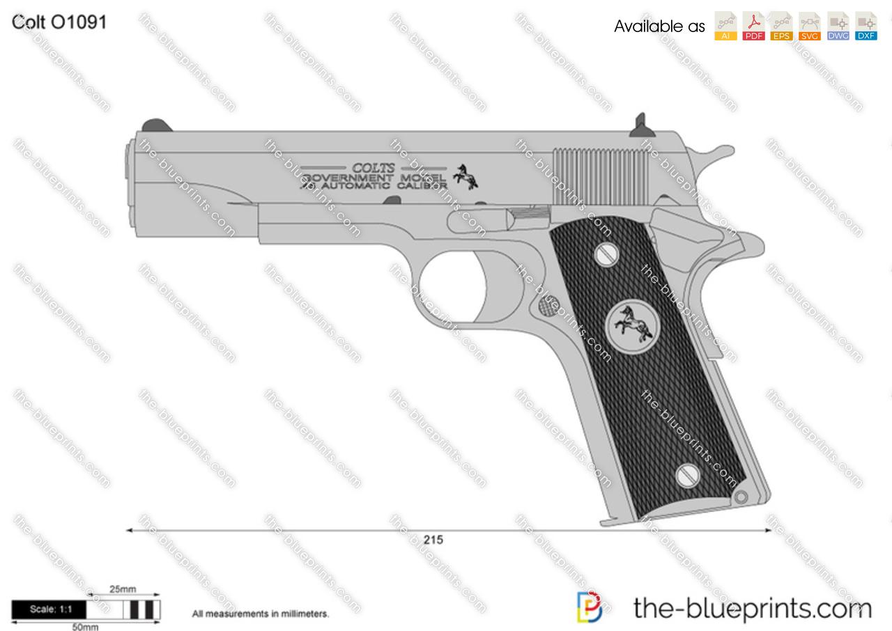 Colt O1091