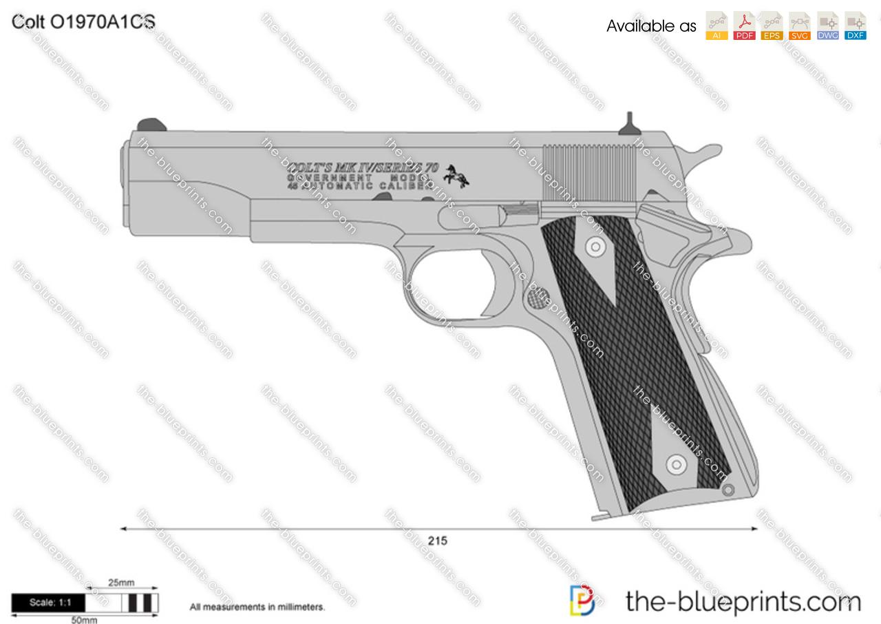 Colt O1970A1CS