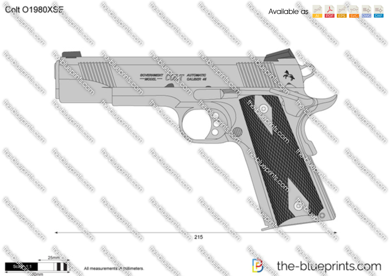 Colt O1980XSE