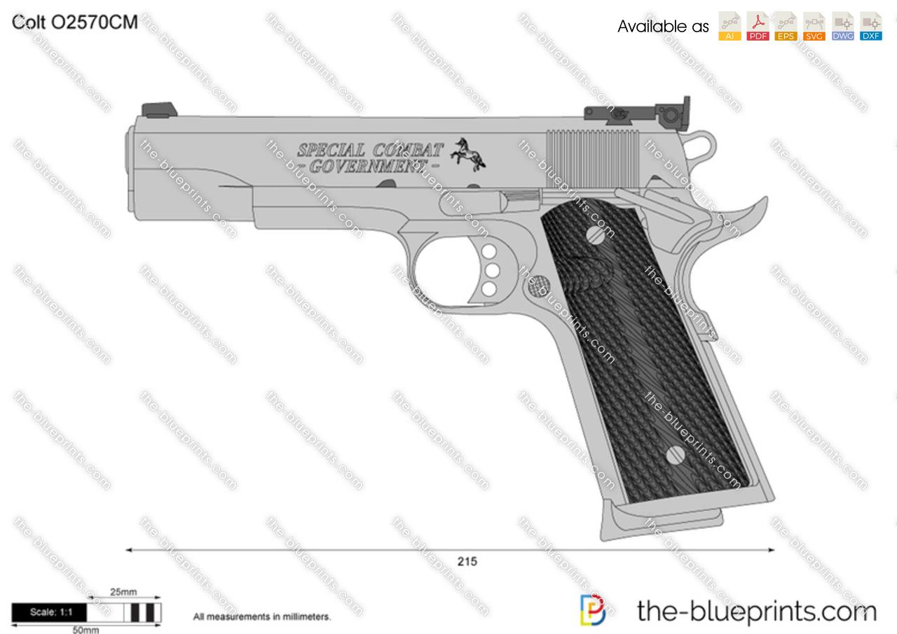 Colt O2570CM