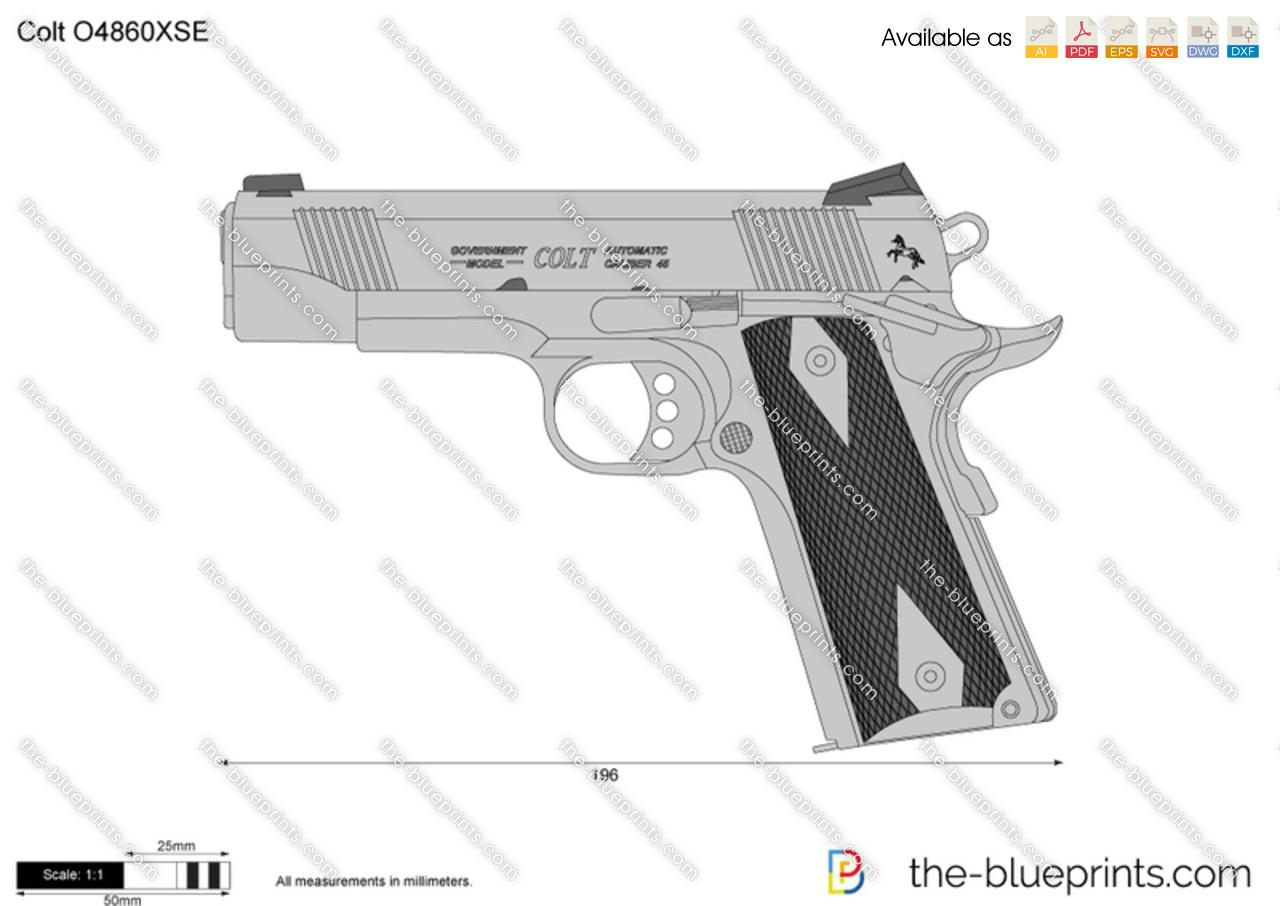 Colt O4860XSE