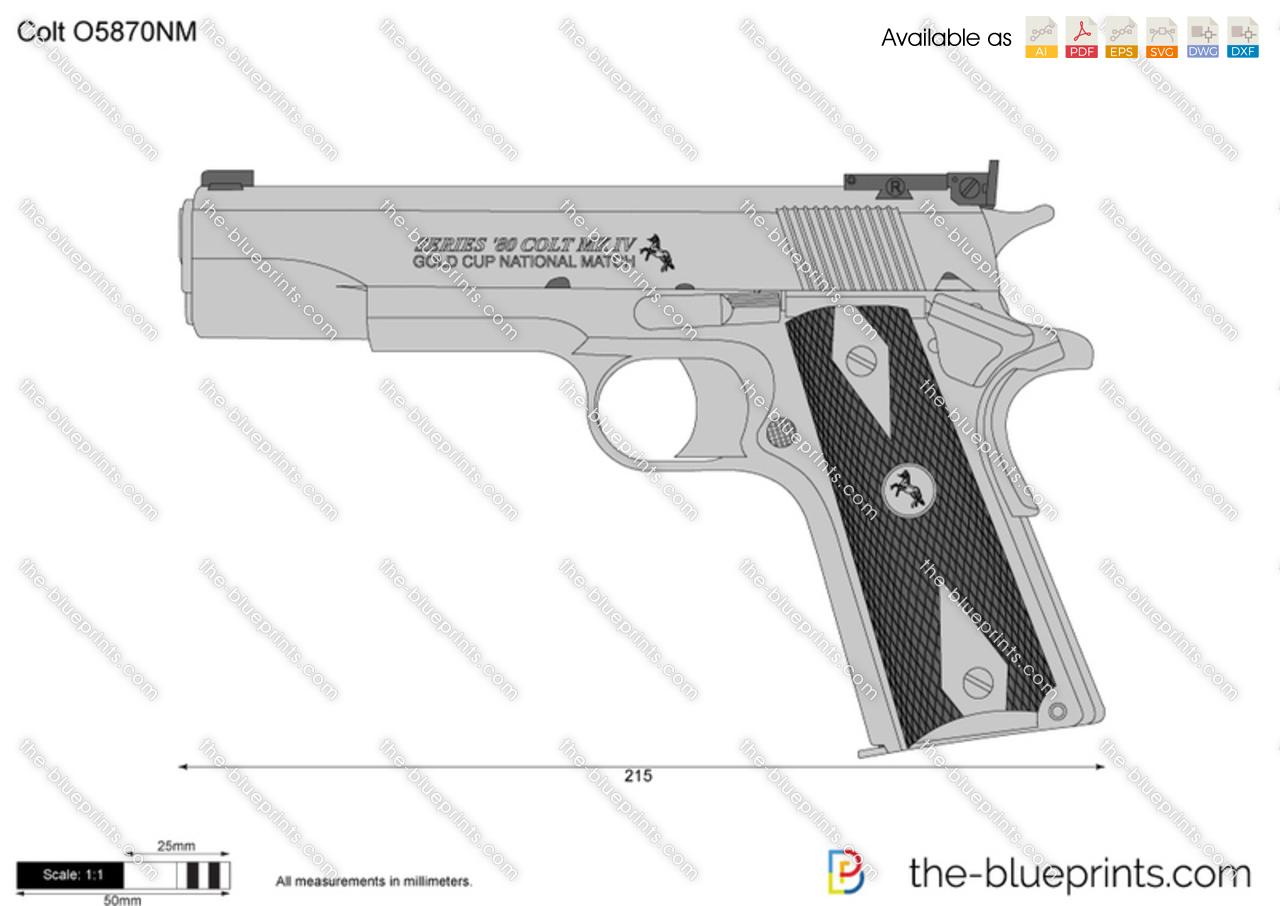 Colt O5870NM