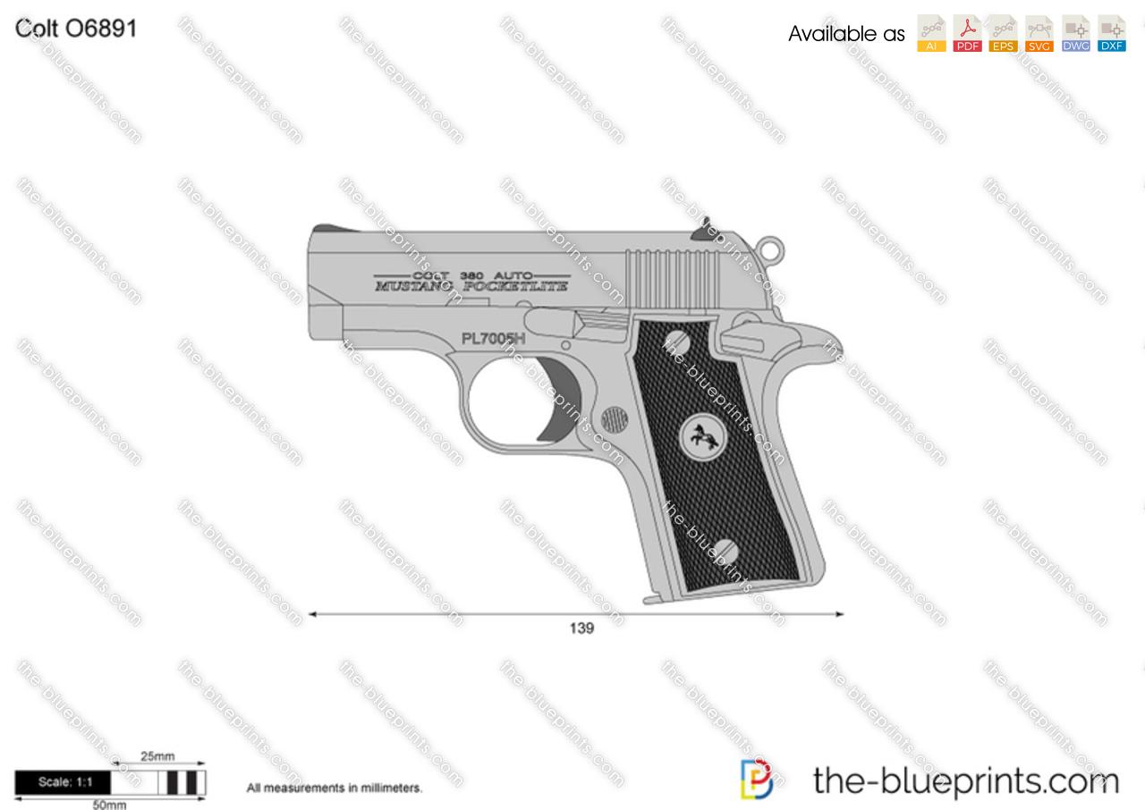 Colt O6891