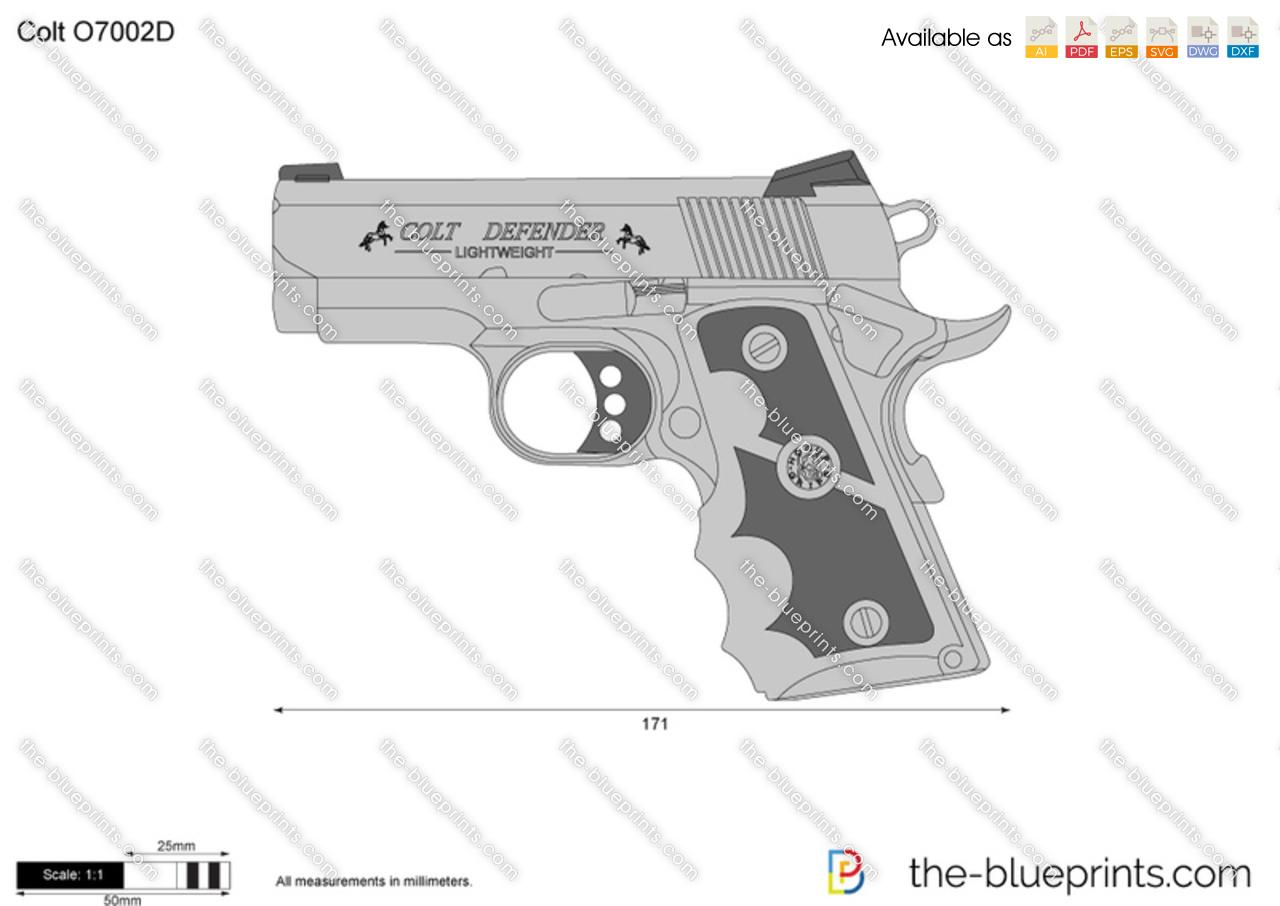 Colt O7002D