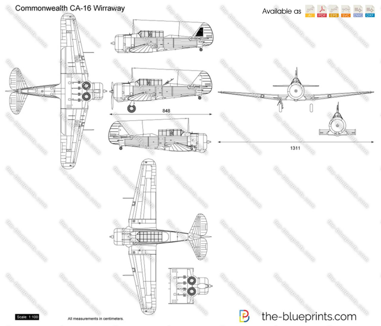 Commonwealth CA-16 Wirraway