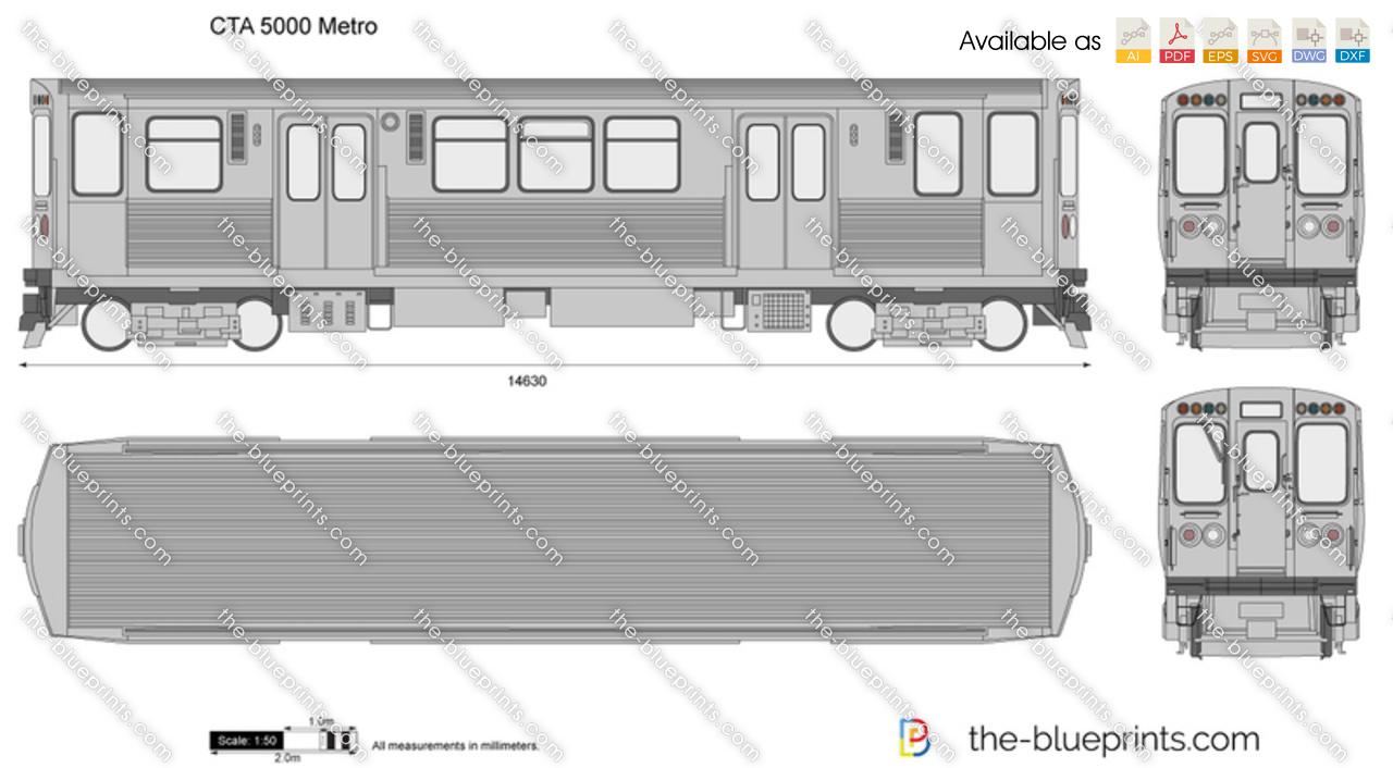 CTA 5000 Metro