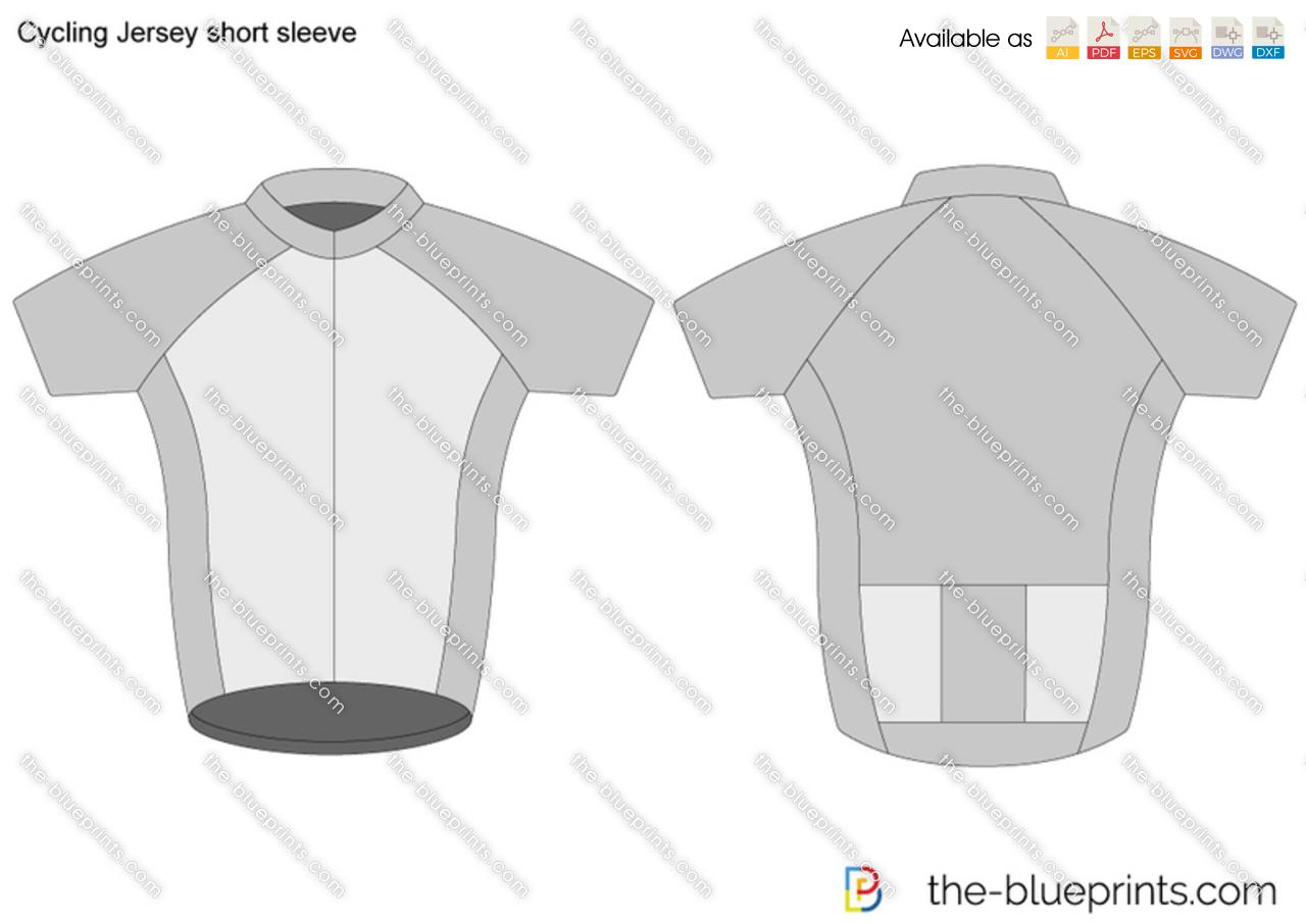 Cycling Jersey short sleeve