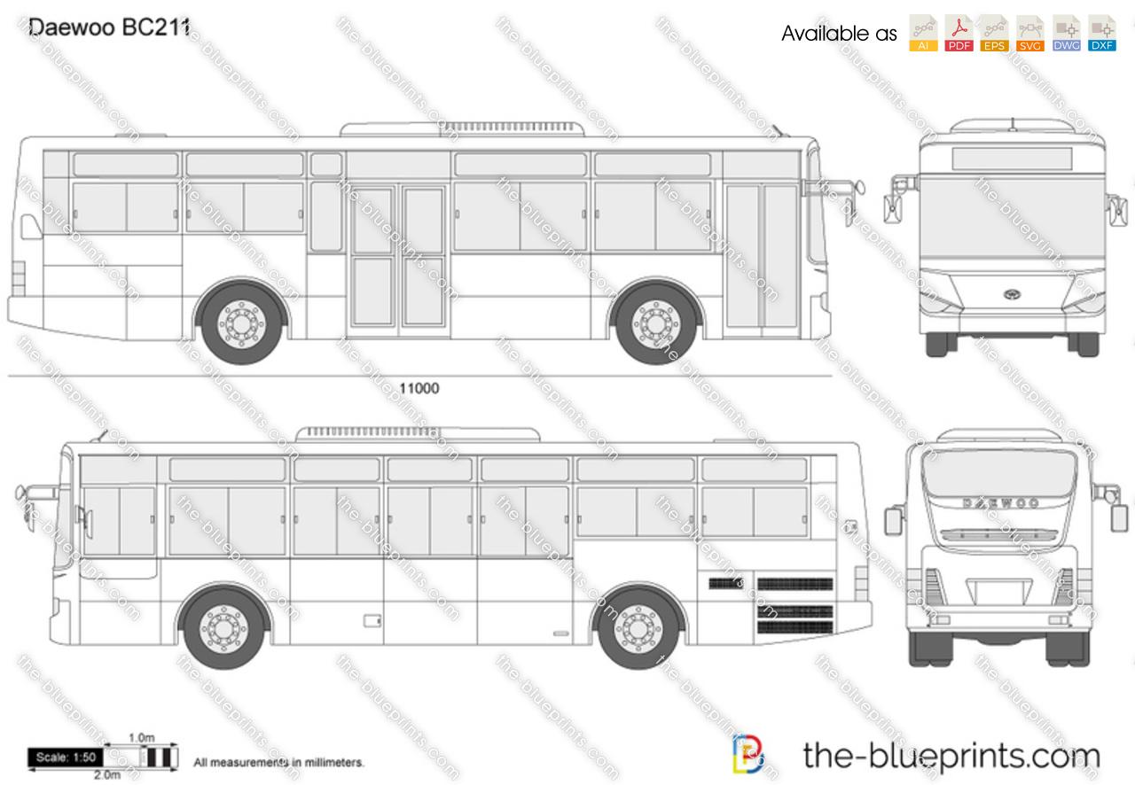 Daewoo BC211