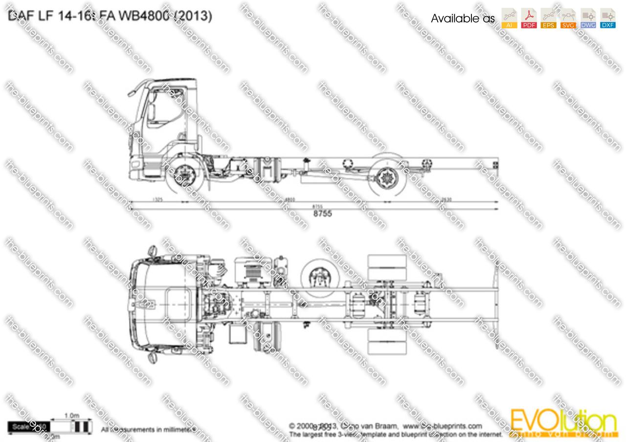 DAF LF 14-16t FA WB4800
