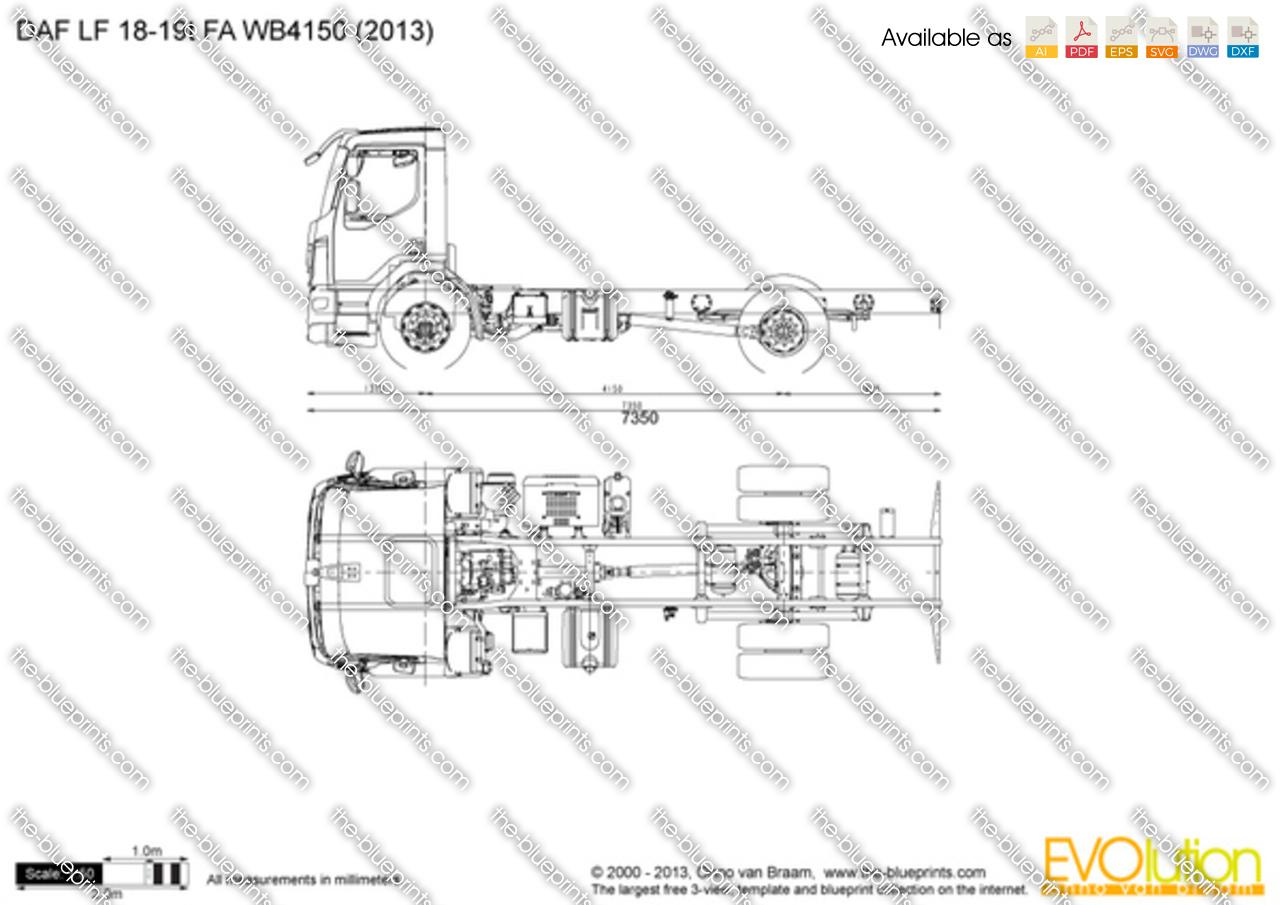 DAF LF 18-19t FA WB4150