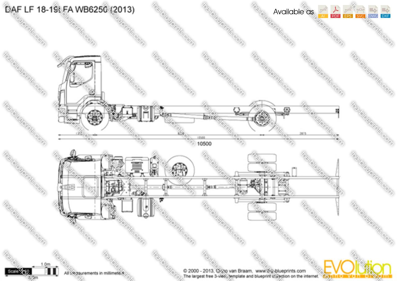 DAF LF 18-19t FA WB6250
