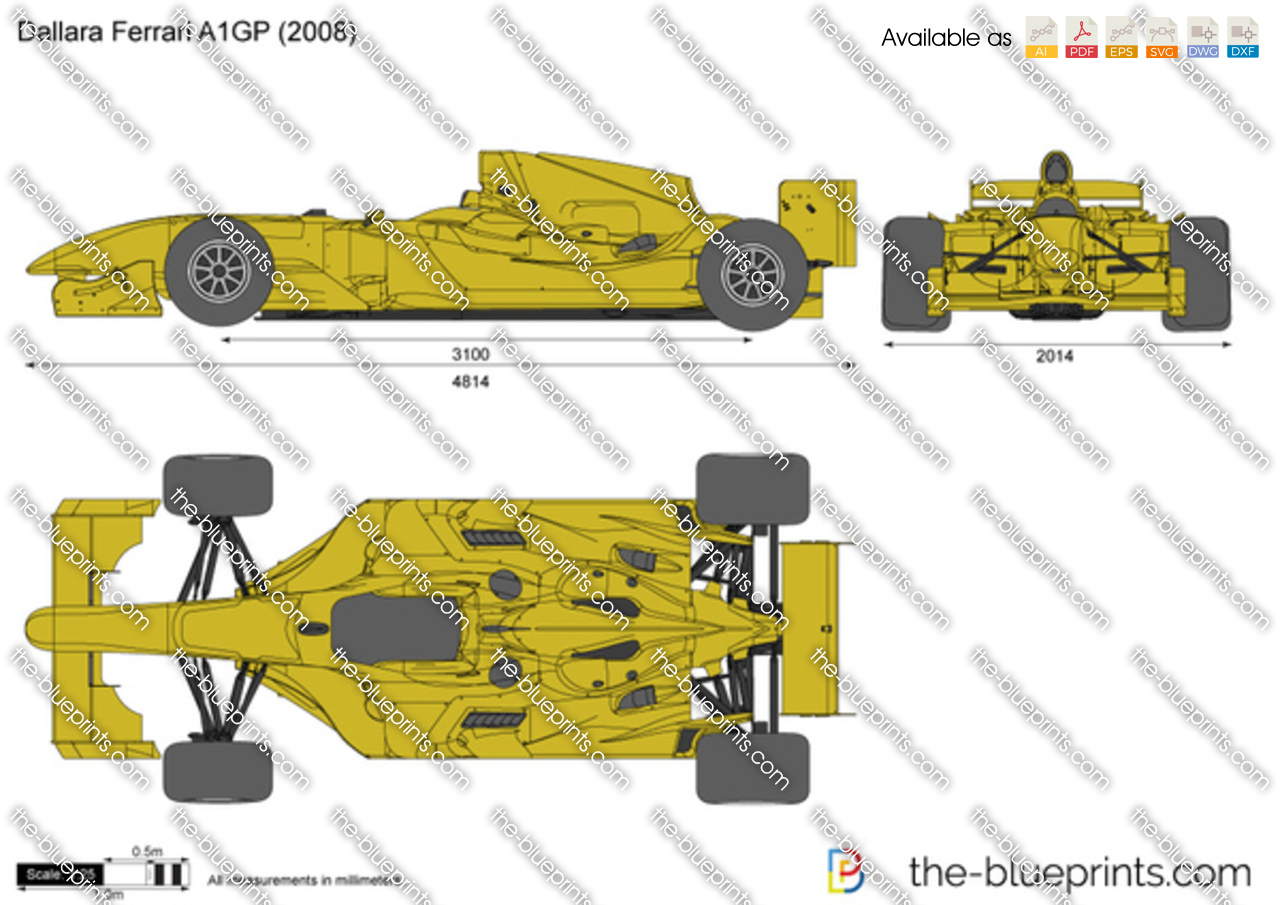 Dallara Ferrari A1GP 2005