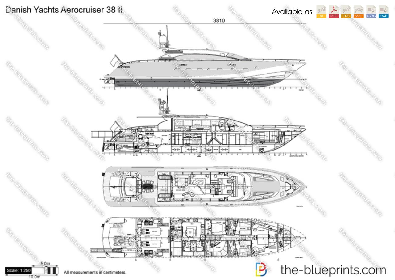 Danish Yachts Aerocruiser 38 II