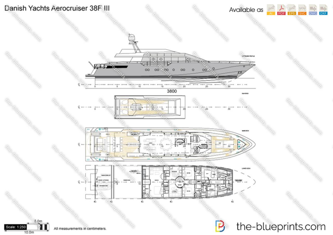 Danish Yachts Aerocruiser 38F III