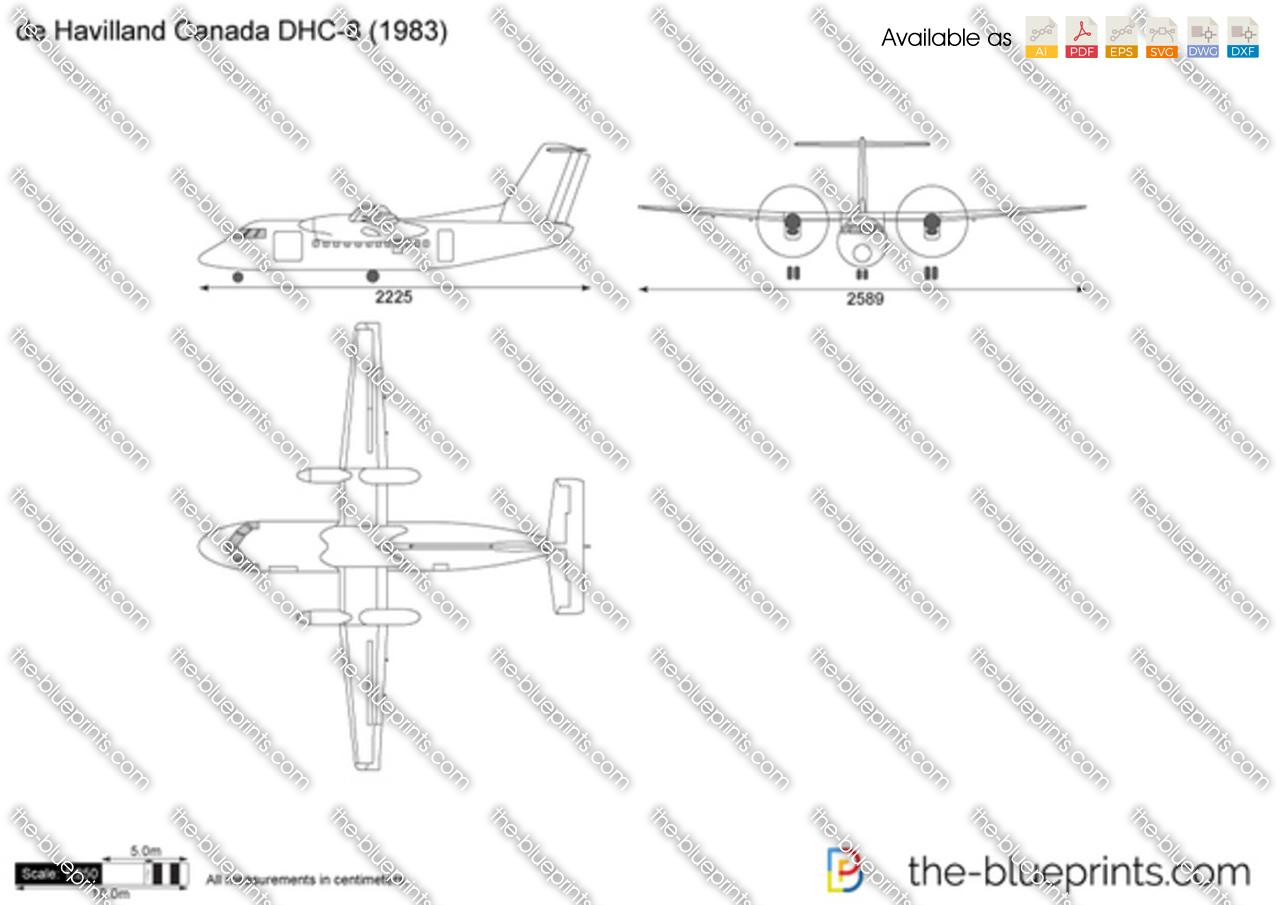 de Havilland Canada DHC-8
