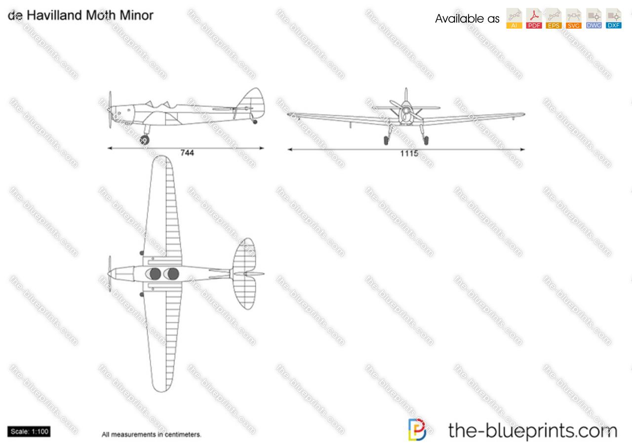 de Havilland Moth Minor