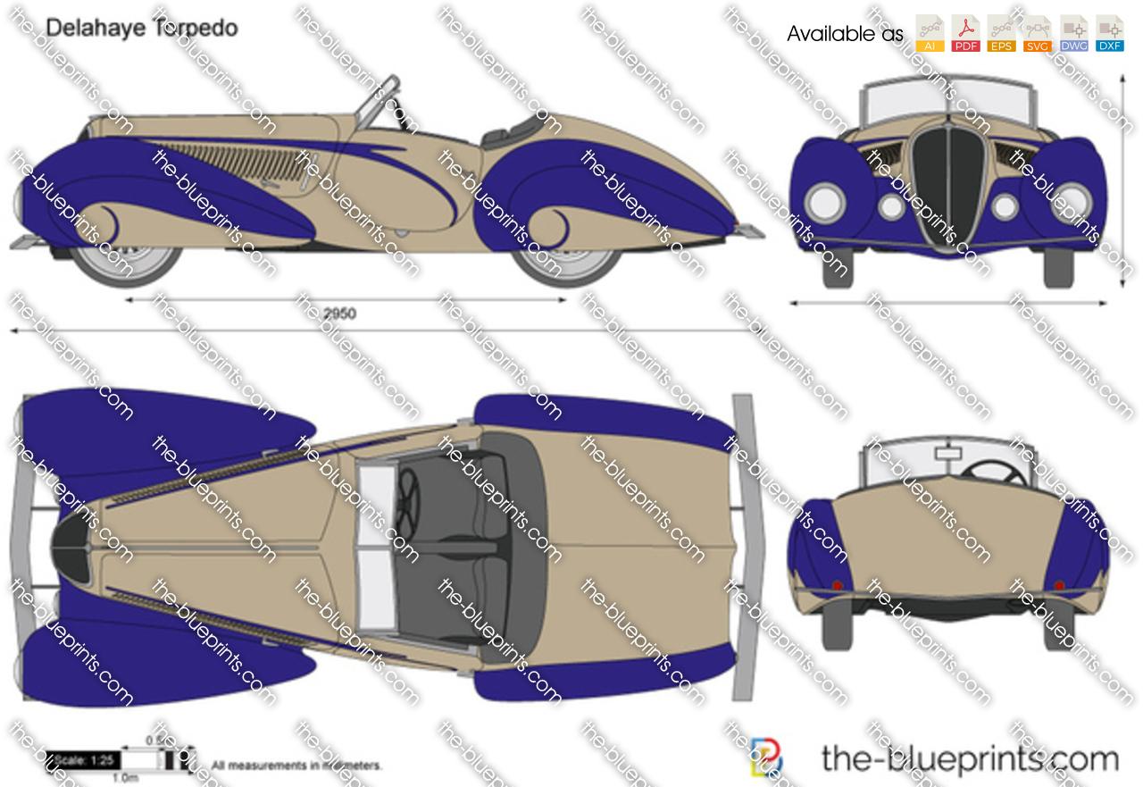 Delahaye Torpedo