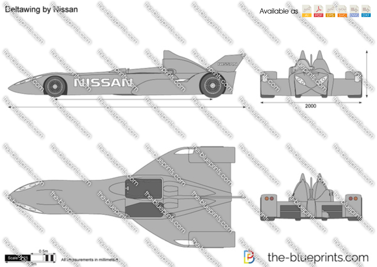 Deltawing by Nissan