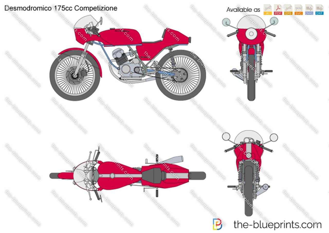 Desmodromico 175cc Competizione