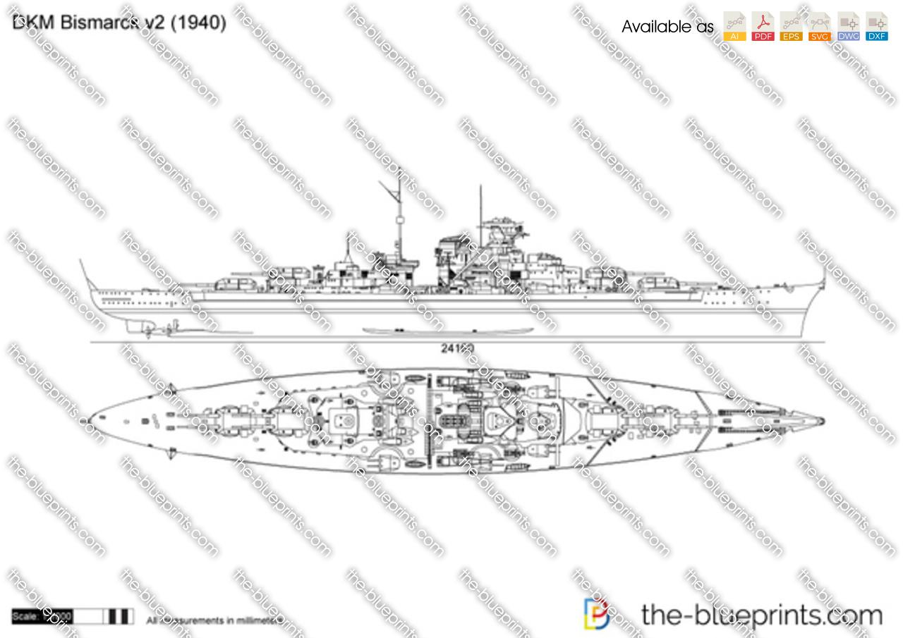 DKM Bismarck v2