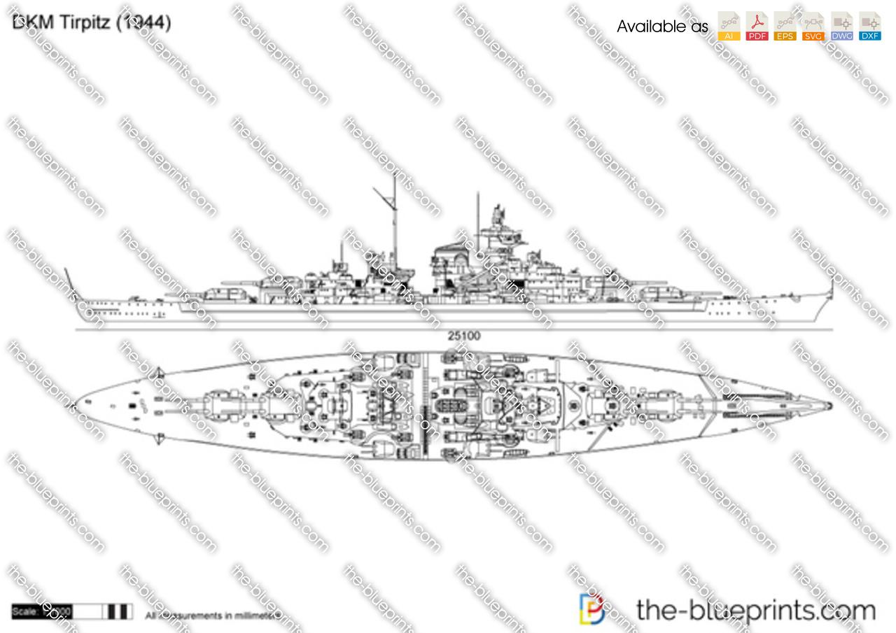 DKM Tirpitz