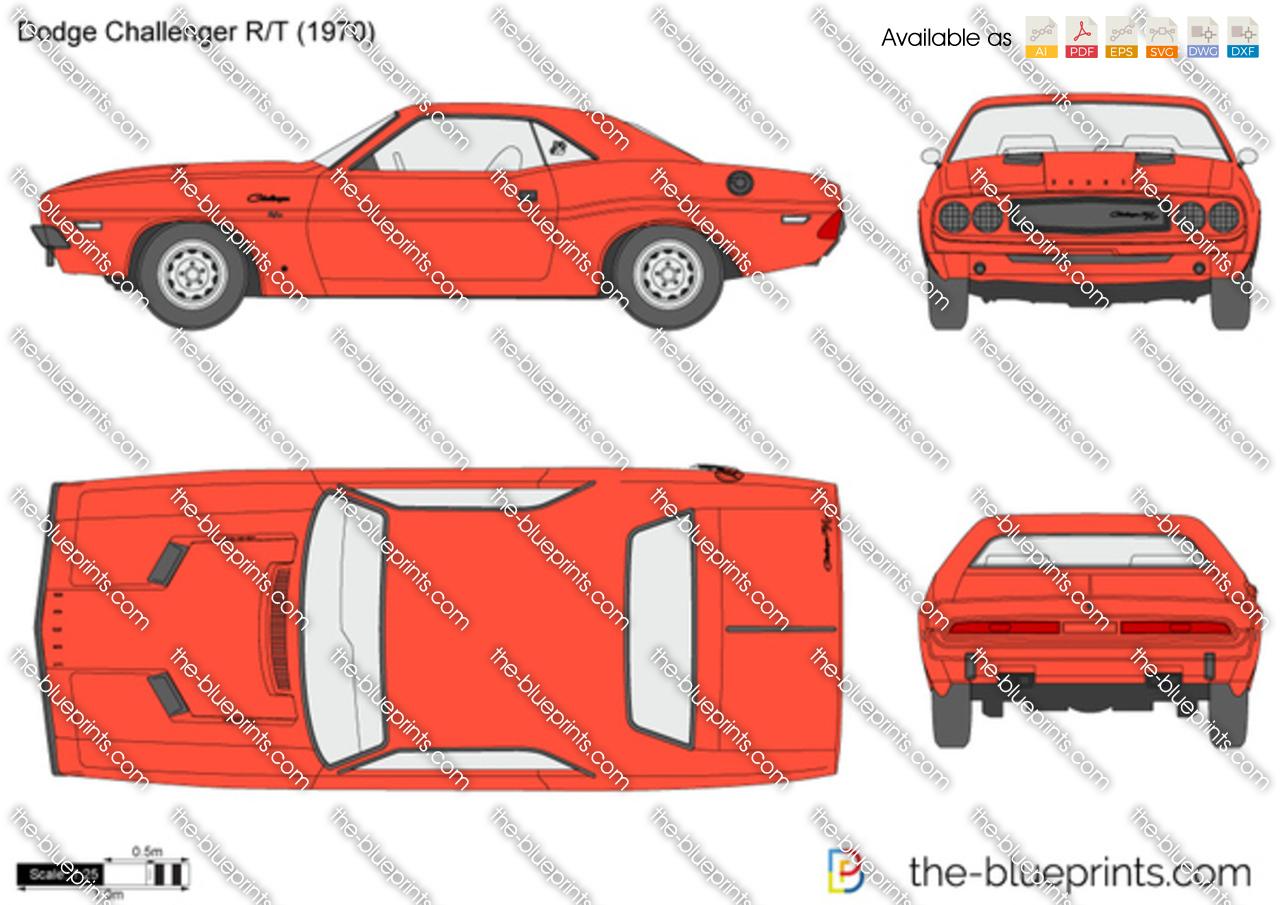 Dodge Challenger R/T 1974