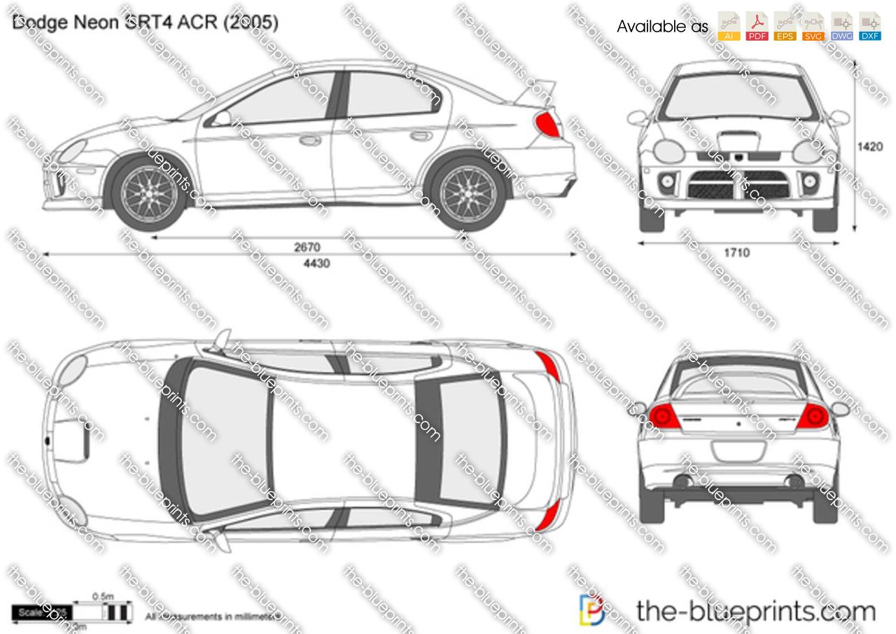 Dodge Neon SRT4 ACR