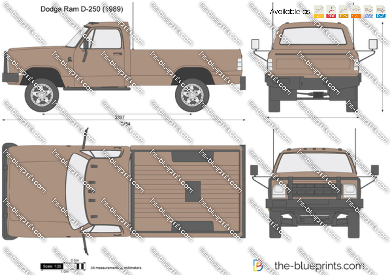 Dodge Ram D-250