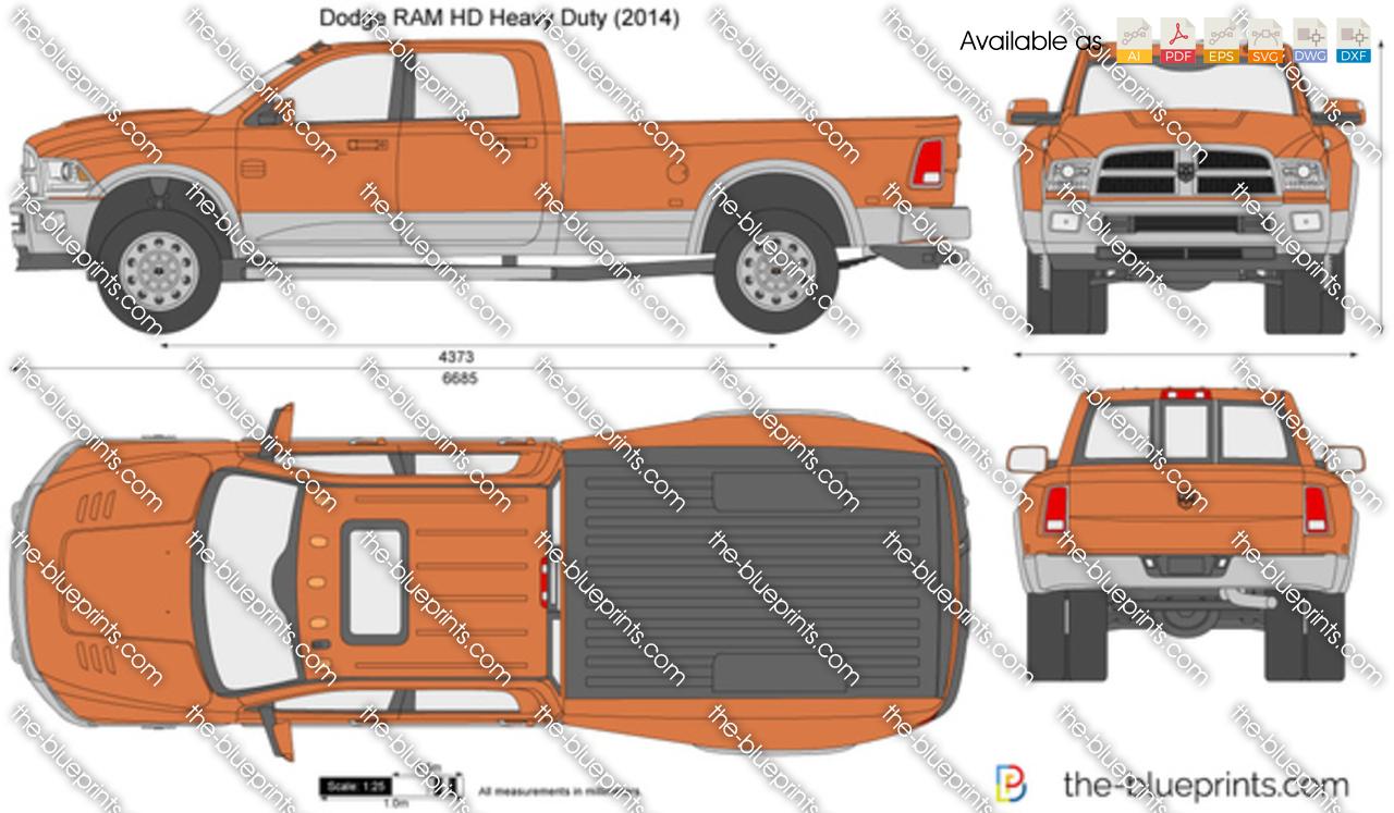 Dodge RAM HD Heavy Duty