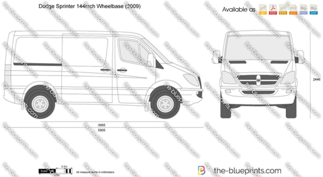 Dodge Sprinter 144inch Wheelbase