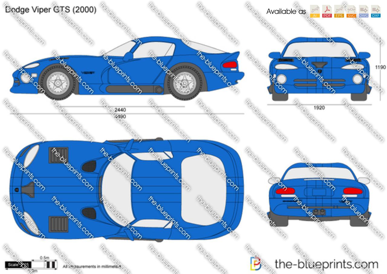 Dodge Viper GTS 2000