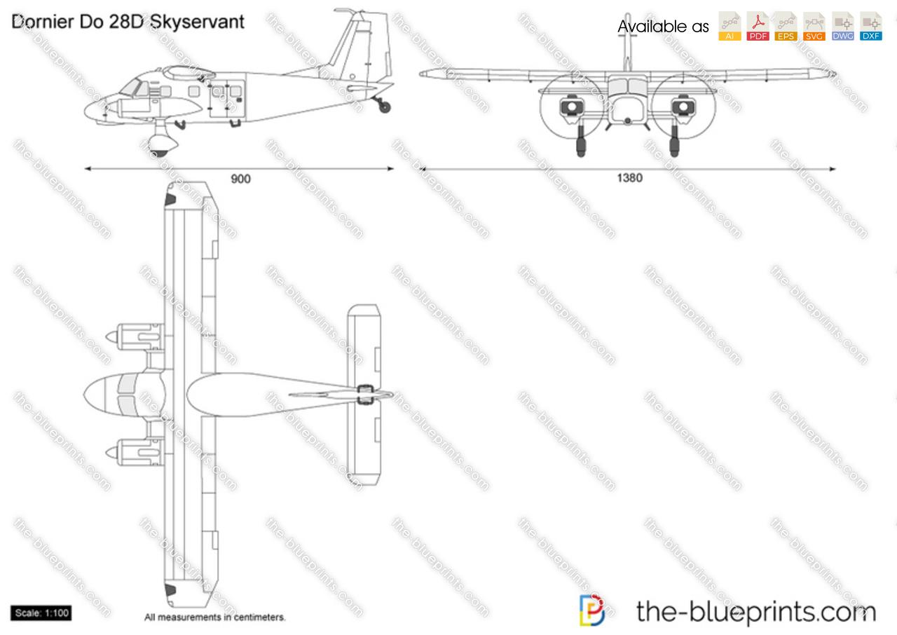 Dornier Do 28D Skyservant