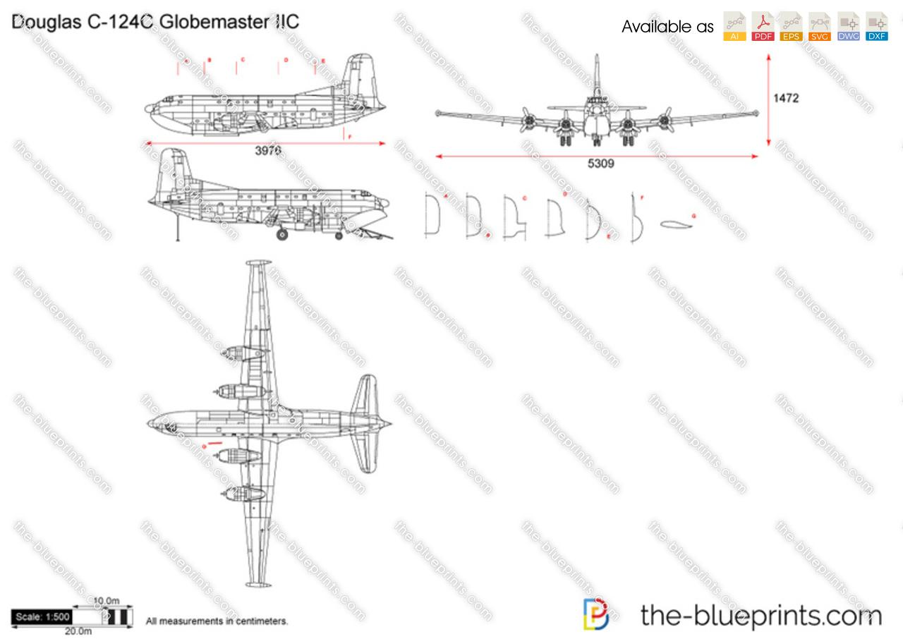 Douglas C-124C Globemaster IIC