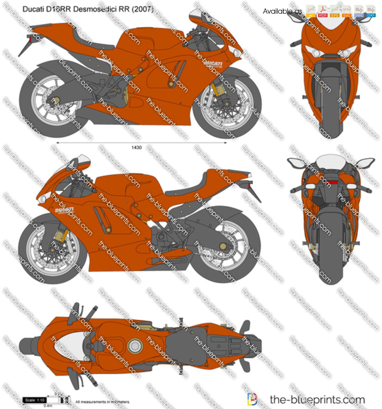 Ducati D16RR Desmosedici RR