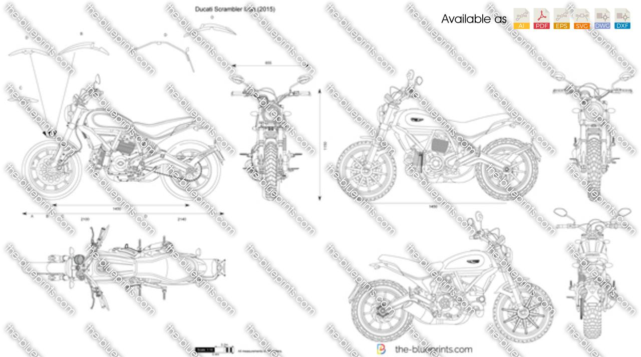 Ducati Scrambler Icon 2017