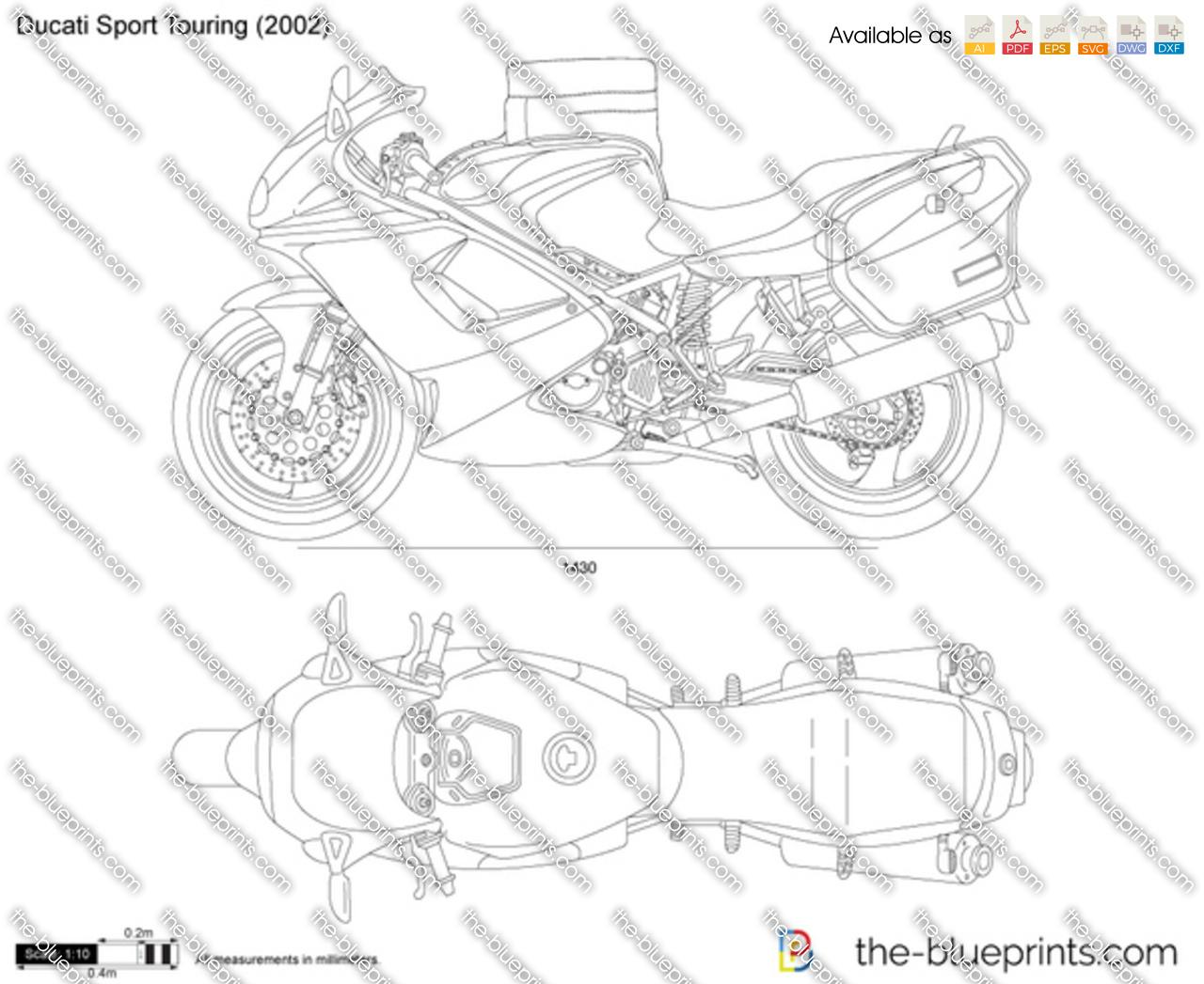 Ducati Sport Touring