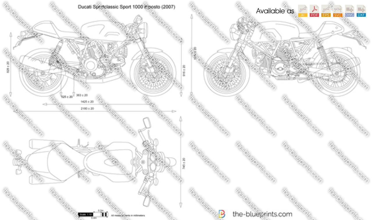 Ducati Sportclassic Sport 1000 Biposto