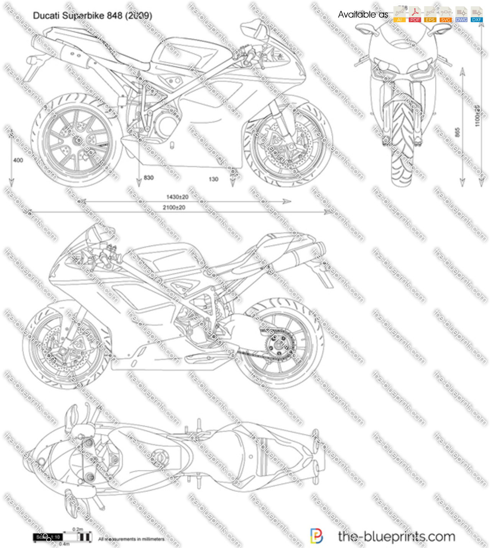 Ducati Superbike 848