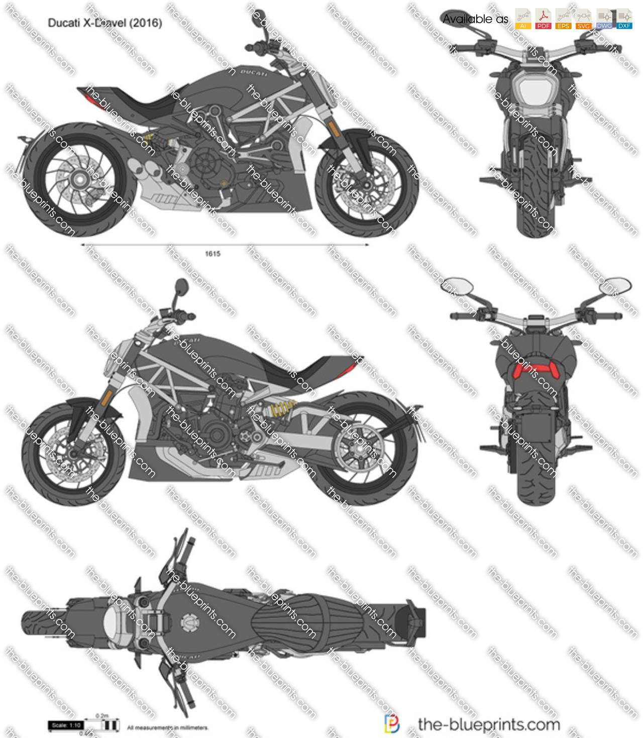 Ducati X-Diavel 2017
