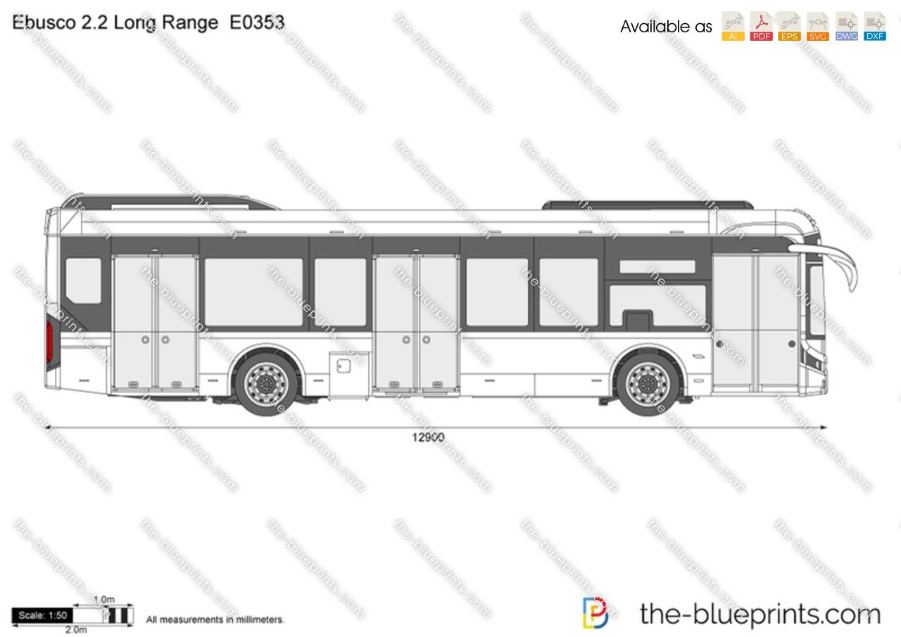 Ebusco 2.2 Long Range  E0353