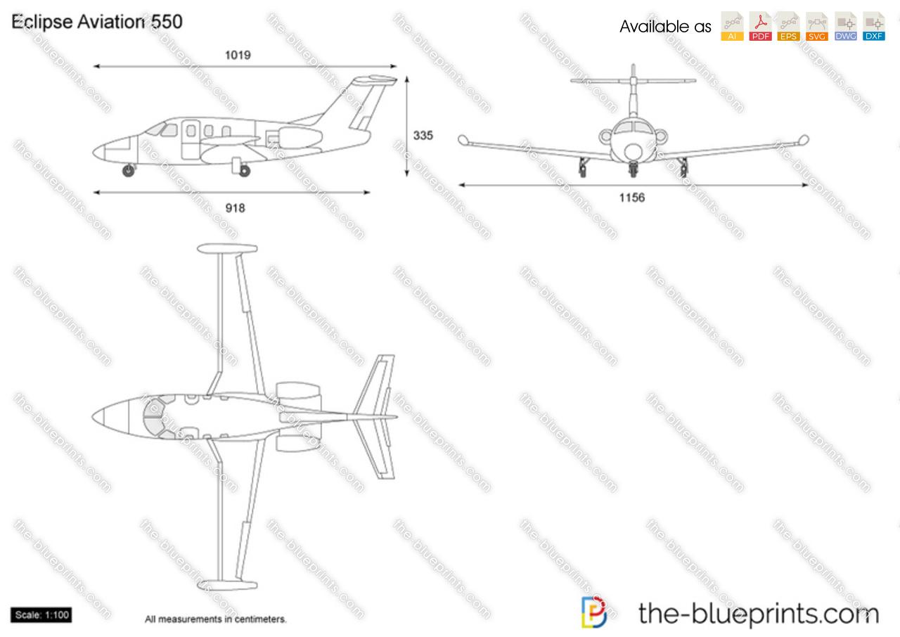 Eclipse Aviation 550