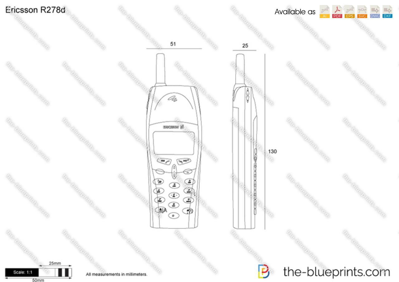 Ericsson R278d