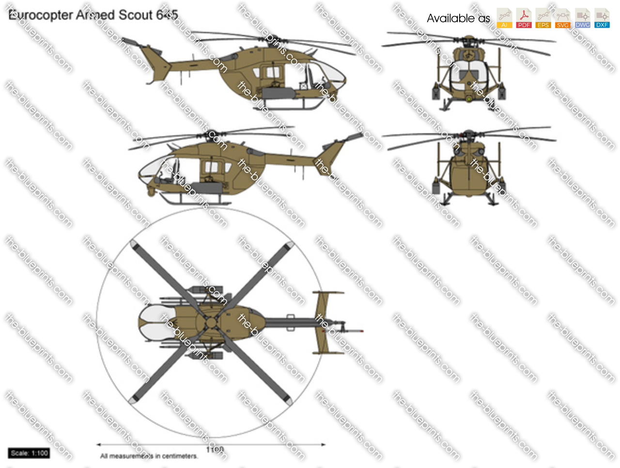Eurocopter Armed Scout 645