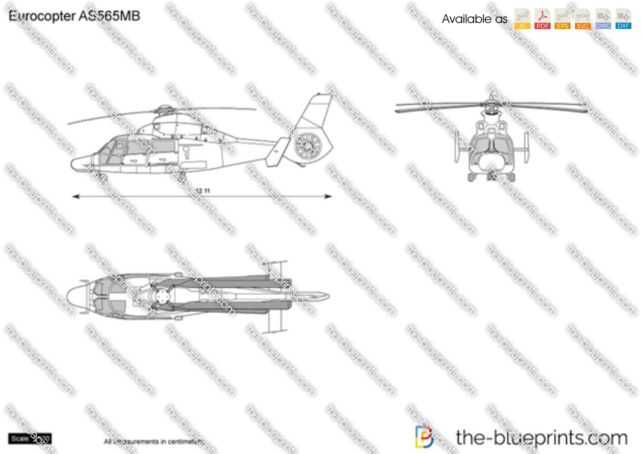 Eurocopter AS565MB