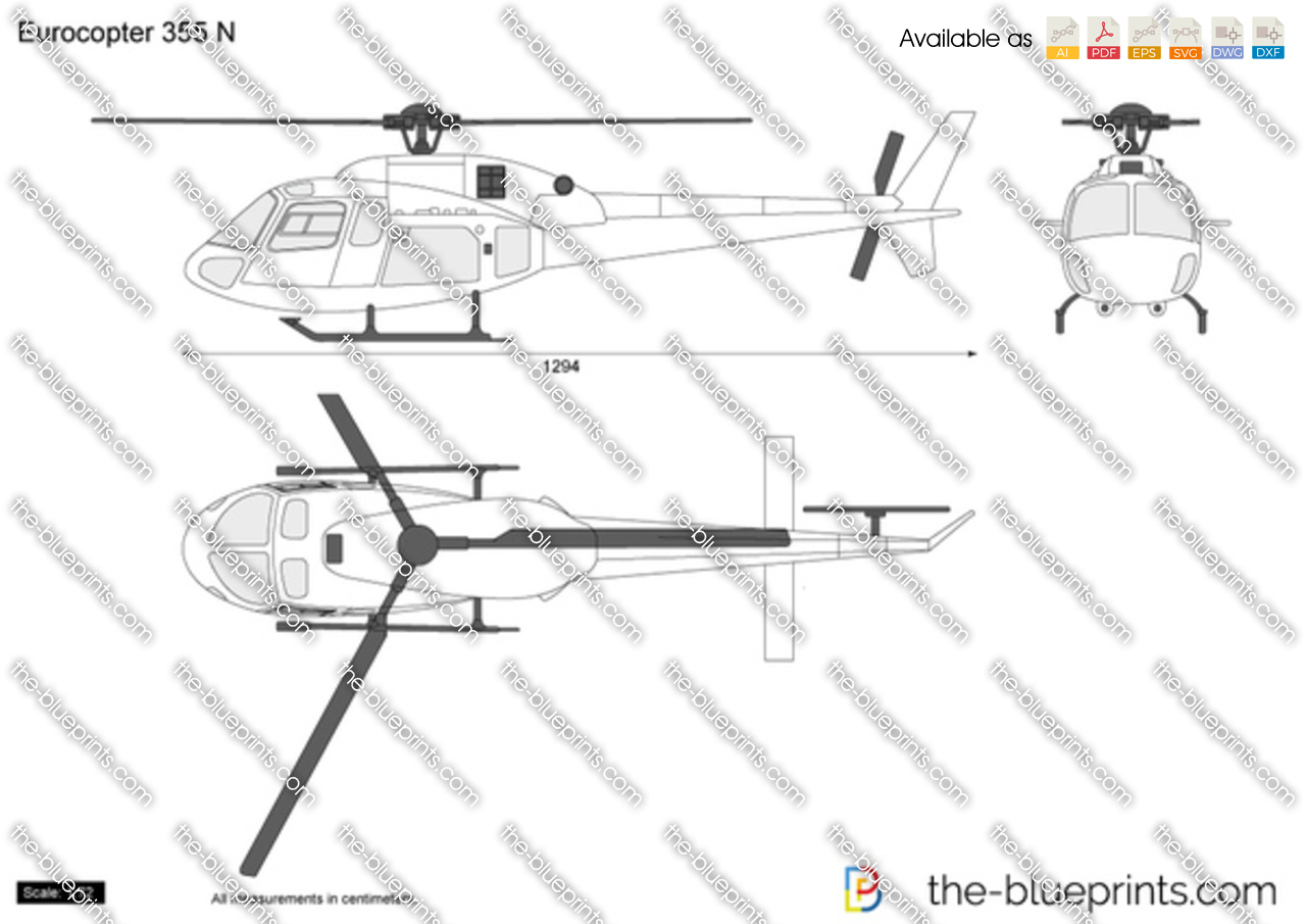 Eurocopter EC355 N