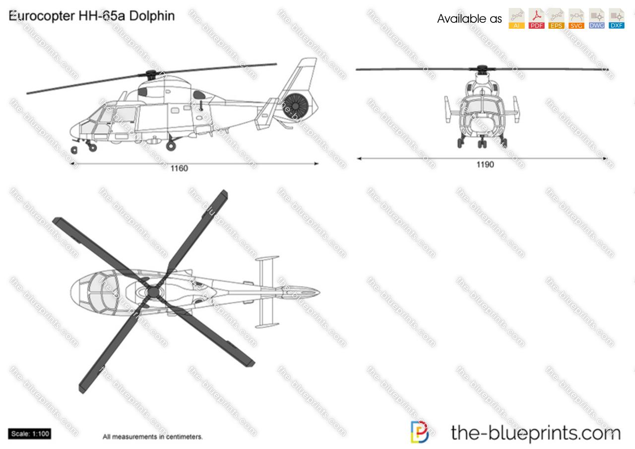 Eurocopter HH-65a Dolphin