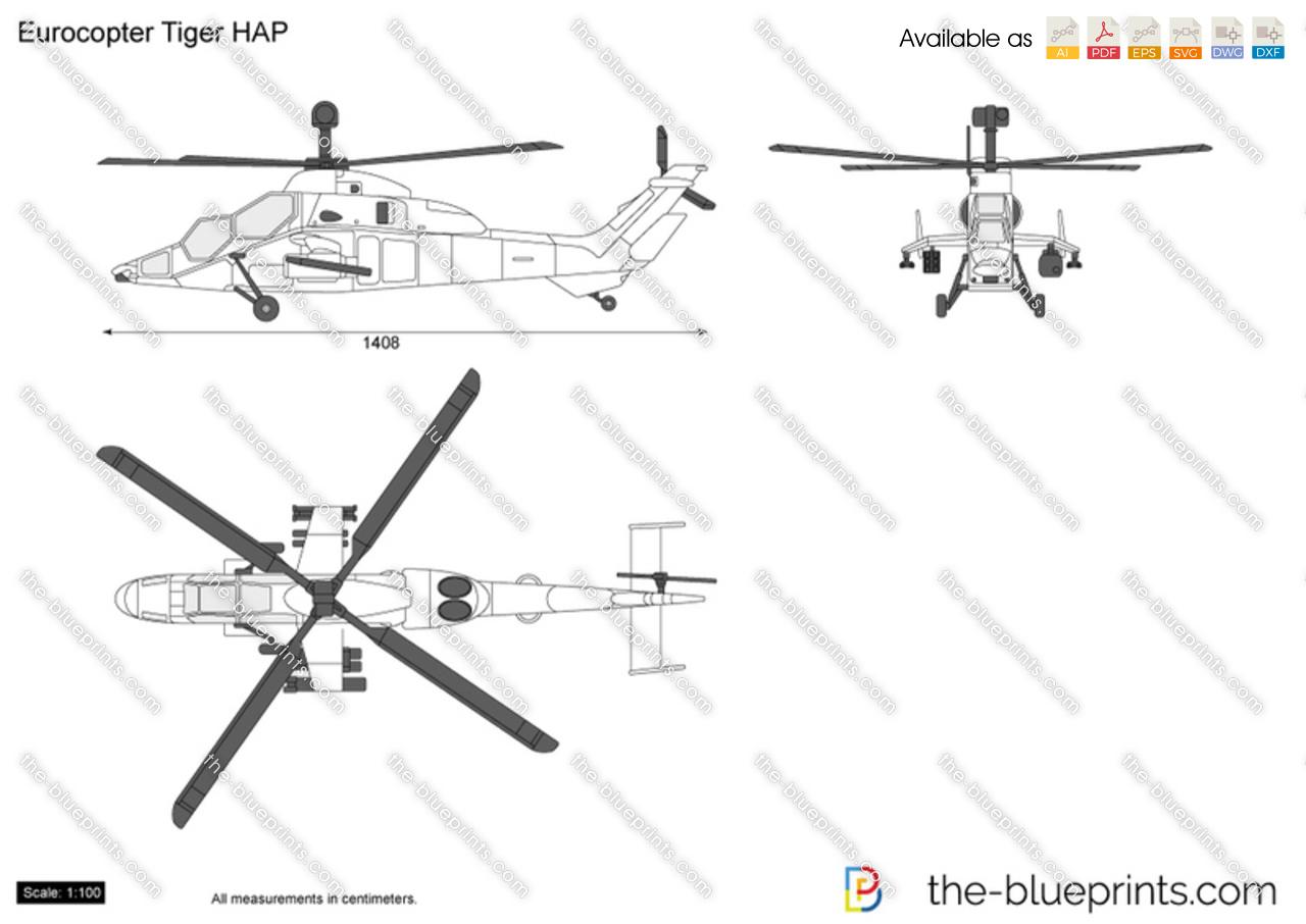 Eurocopter Tiger HAP